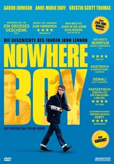 Cover - Nowhere Boy