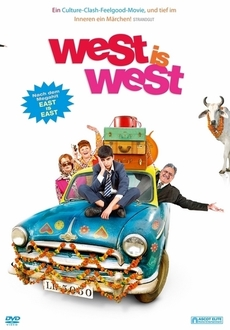 Cover - West is West
