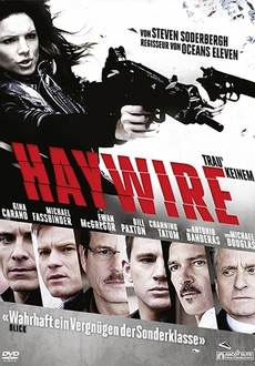 Cover - Haywire