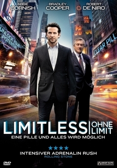 Cover - Limitless - Ohne Limit
