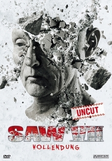 Cover - Saw 3D, Saw VII - Vollendung