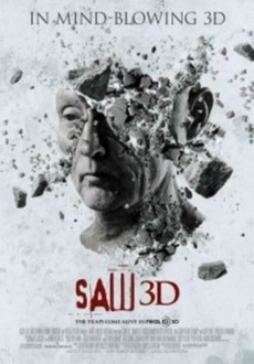 Cover - Saw 3D