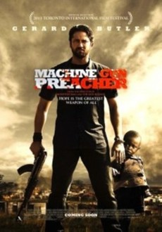 Cover - Machine Gun Preacher