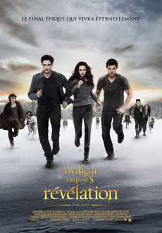Cover - Twilight - Révélation 2e partie