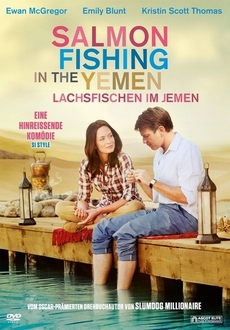 Cover - Salmon Fishing in the Yemen - Lachsfischen im Jemen