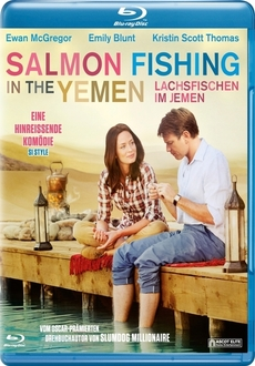 Cover - Salmon Fishing in the Yemen