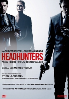 Cover - Headhunters