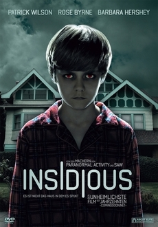 Cover - Insidious