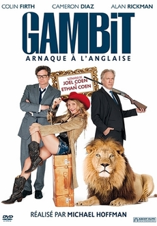 Cover - Gambit - Arnaque a l'anglaise
