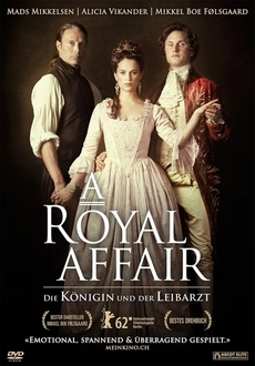 Cover - A Royal Affair