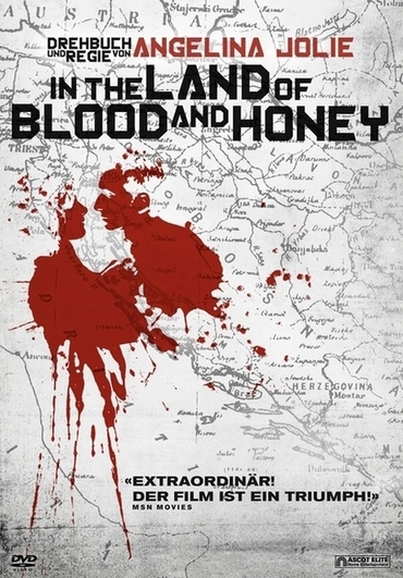 Cover In The Land Of Blood And Honey