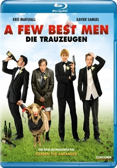 Cover - A Few Best Men