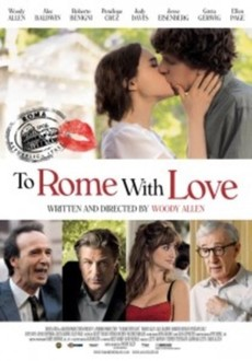 Cover - To Rome With Love