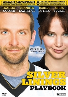 Cover - Silver Linings Playbook