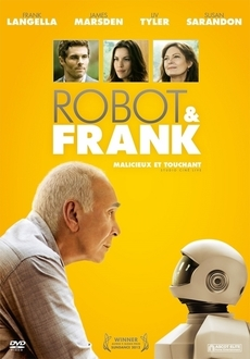 Cover - Robot & Frank