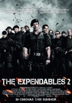 Cover - The Expendables 2