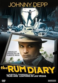 Cover - The Rum Diary