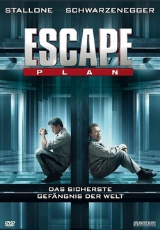 Cover - Escape Plan - Flieh oder stirb!