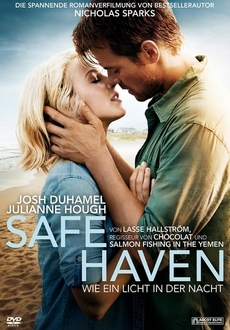 Cover - Safe Haven