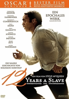 Cover - 12 Years a Slave