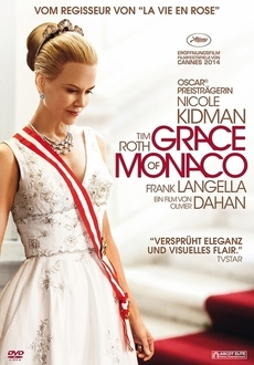Cover - Grace of Monaco