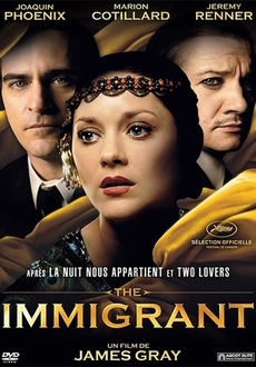 Cover - The Immigrant