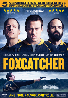 Cover - Foxcatcher