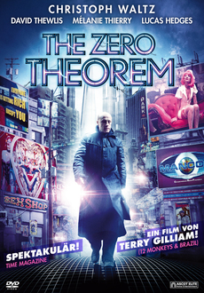 Cover - The Zero Theorem