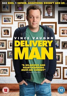 Cover - Delivery Man - Der Lieferheld