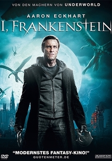 Cover - I, Frankenstein