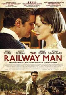 Cover - The Railway Man