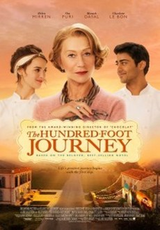 Cover - The Hundred Foot Journey - MADAME MALLORY UND DER DUFT VON CURRY