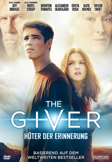 Cover - The Giver