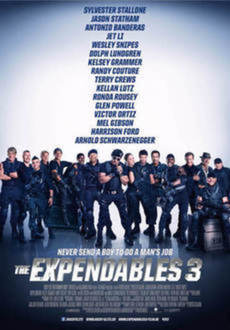 Cover - Expendables 3