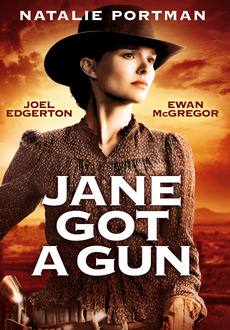 Cover - Jane Got a Gun