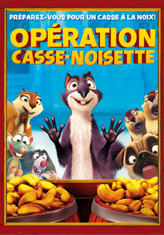 Cover - The Nut Job 3D