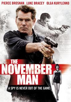 Cover - The November Man