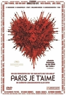 Cover - Paris je t'aime