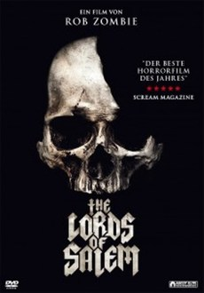 Cover - The Lords of Salem