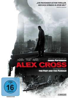 Cover - Alex Cross