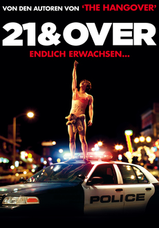 Cover - 21 and Over