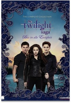 Cover - Twilight Saga Collection