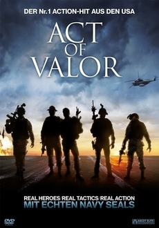 Cover - Act of Valor