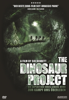 Cover - The Dinosaur Project