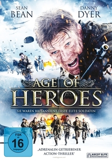 Cover - Age Of Heroes