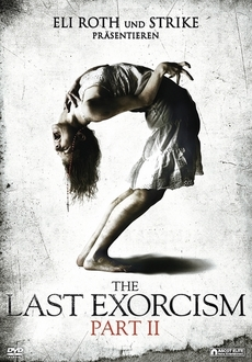 Cover - The last Exorcism 2