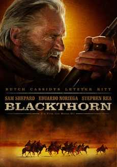 Cover - Blackthorn