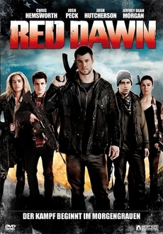 Cover - Red Dawn