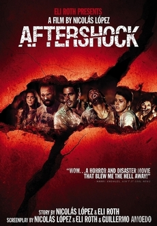 Cover - Aftershock